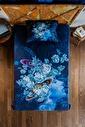 home-bath Tek Kişilik Nevresim Seti Flowers Of The Universe Renkli